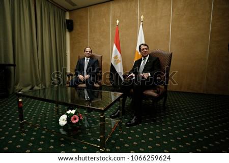 cyprus' president nicos...