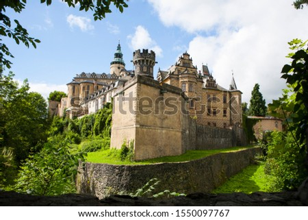 Czech, Friedlant old caste and towers #1550097767