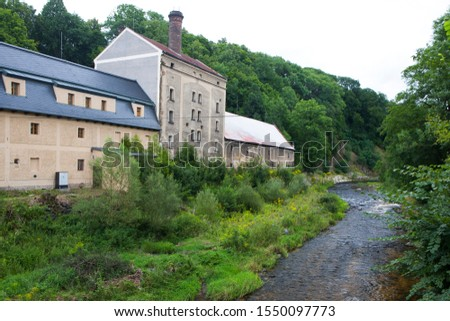 Czech, Friedlant old caste and towers