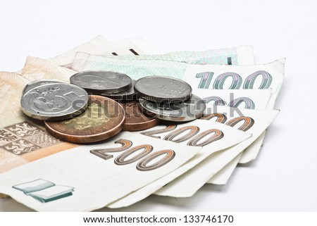 czech money business