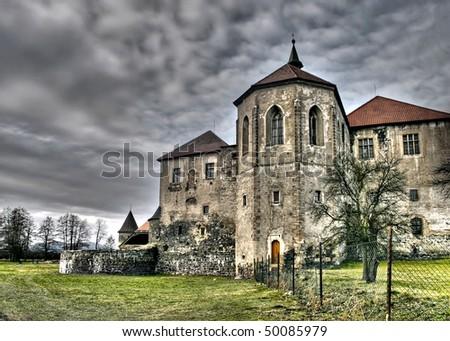 czech republic castle