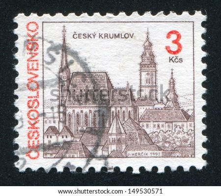 czechoslovakia   circa 1992 ...
