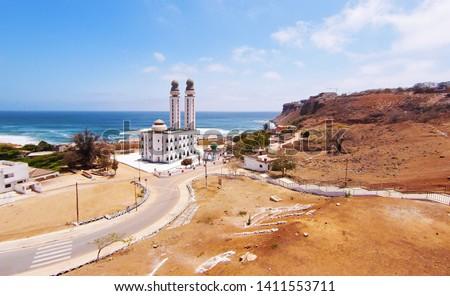 Dakar, Senegal, Africa - Mosque of the Divinity (Mosquée de la Divinité)  #1411553711
