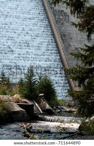 dam steps