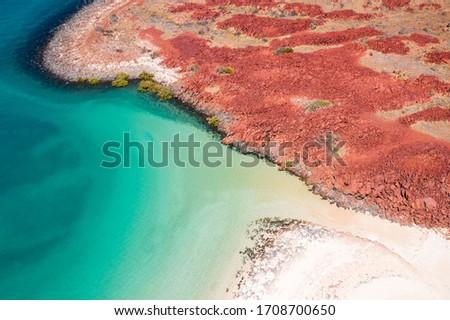 Dampier Archipelago in Karratha Western Australia Stockfoto ©