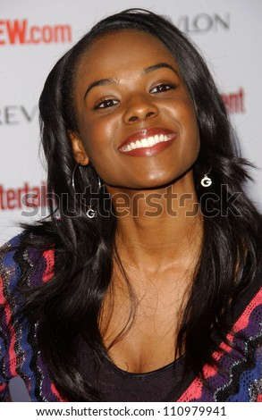 Dana Davis  at Entertainment Weekly's 5th Annual Pre-Emmy Party. Opera and Crimson, Hollywood, CA. 09-15-07
