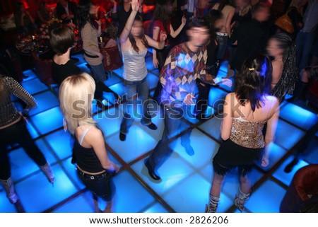 """Клуб """"Неон"""" Stock-photo-dance-floor-2826206"""