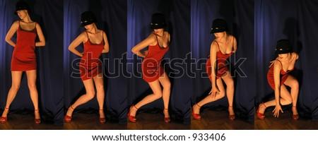 Dancing Imagine de stoc ©