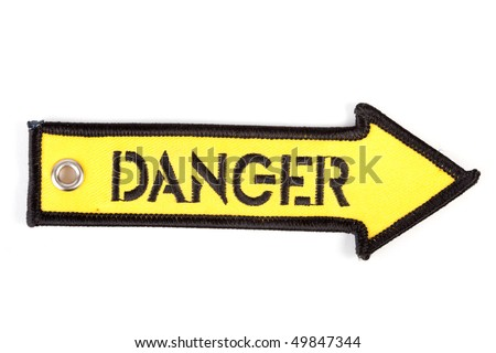 Danger Arrow