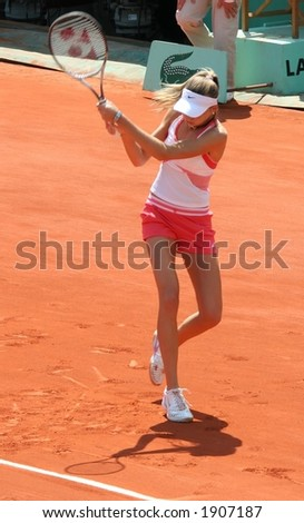 Daniela Hantuchova - stock photo