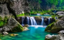 Daqikong Scenic Area, Libo County, Southeast Guizhou, Guizhou, China
