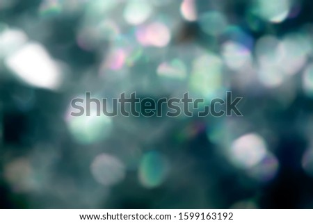 Dark abstract bokeh design background backdrop Stock fotó ©