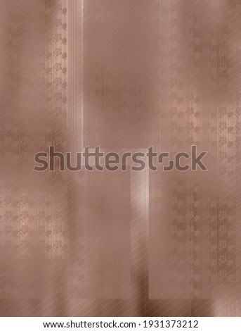 dark and light texture and flower buti and check pattern for pakistani suit Zdjęcia stock ©