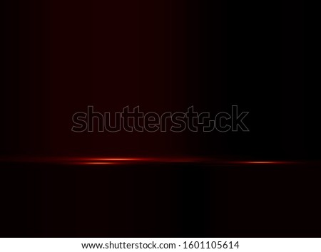 Dark background. Abstract dark empty studio room texture. Product showcase spotlight background.