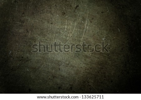 dark background with abstract highlight corner and vintage grunge background texture