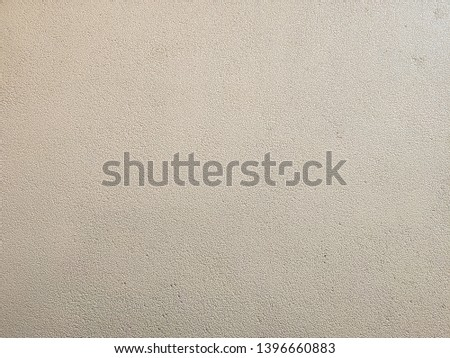 dark beige color wall with rough finish #1396660883