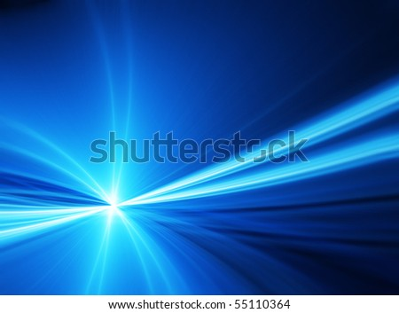 Dark blue background - stock photo