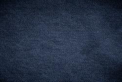 Dark Blue jeans texture for background. Denim background