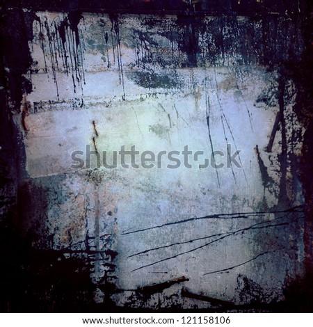 dark blue / purple grunge texture  ; abstract background