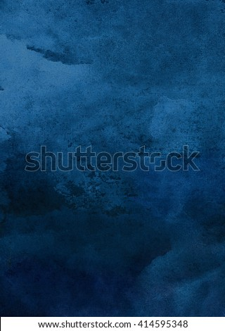 dark blue watercolor background #414595348