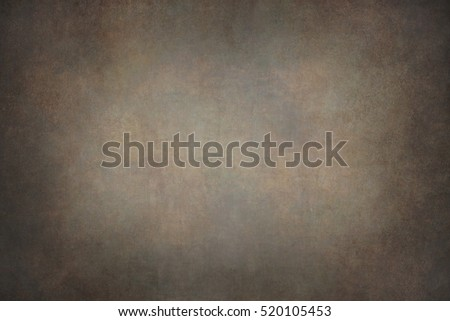 Dark brown canvas hand-painted backdrops #520105453