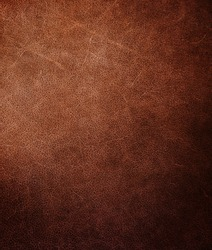 dark brown leather texture.