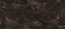 dark brown marble texture background used for ceramic wall tiles and floor tiles surface