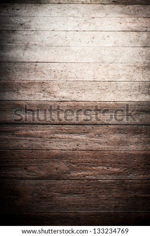 dark brown old wooden texture background