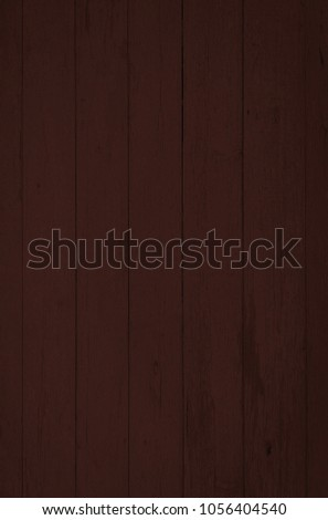 Dark Brown Soft Wood Texture Surface As Background Grunge Washed Wooden Planks Table Pattern Top