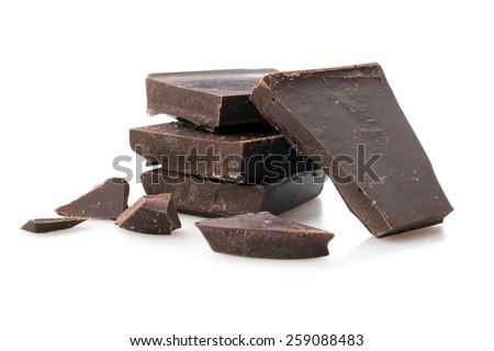 Dark chocolate #259088483