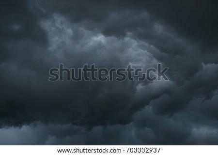 dark cloud or dark cloud background #703332937