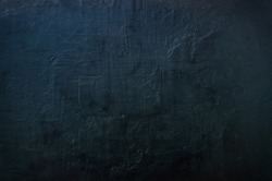 Dark concrete texture, background. Toned effect. Free space for your text