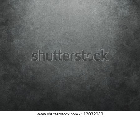 Dark concrete wall background, texture with copy space