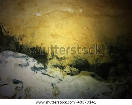 dark cool pastel background with focus set in center
