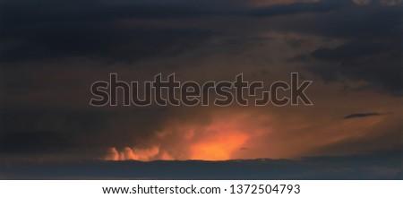 dark, dark clouds of our world #1372504793