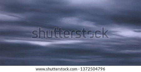 dark, dark clouds of our world #1372504796