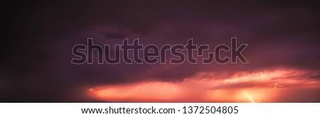dark, dark clouds of our world #1372504805