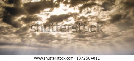 dark, dark clouds of our world #1372504811