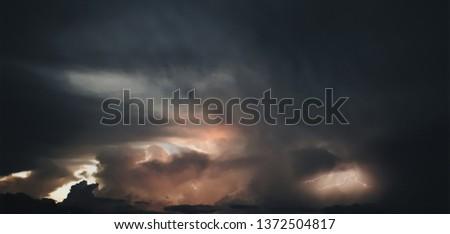 dark, dark clouds of our world #1372504817