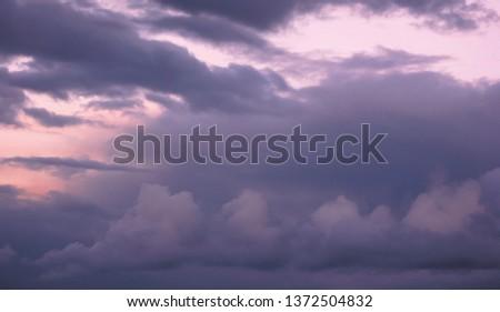 dark, dark clouds of our world #1372504832
