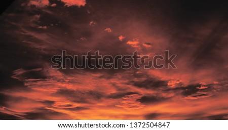 dark, dark clouds of our world #1372504847