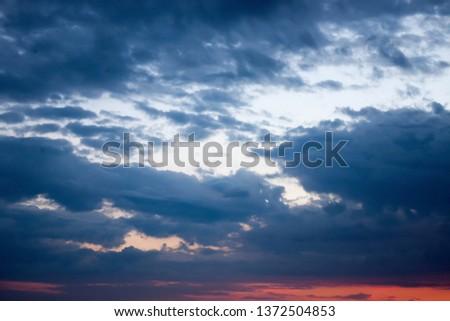 dark, dark clouds of our world #1372504853