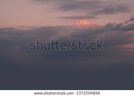 dark, dark clouds of our world #1372504868