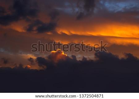 dark, dark clouds of our world #1372504871
