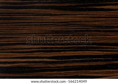 Dark ebony wood background. Extremely high resolution photo. #566214049