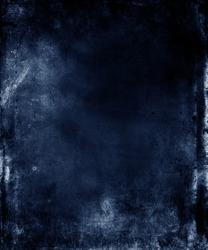Dark Fabric Grunge Texture Background
