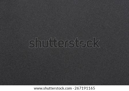 Dark fabric texture. Clothes background