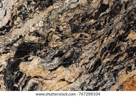 Dark Granite Texture High Resolution Photo
