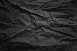 Dark Graphite Speckled Wrinkled Paper