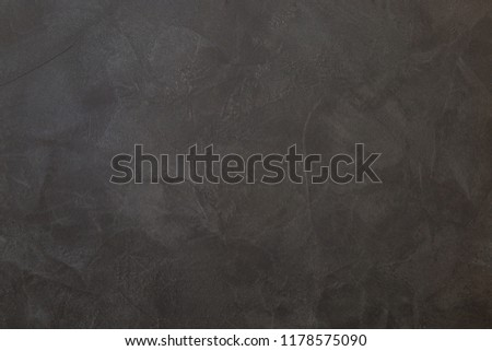 Dark gray background or texture, gray wallpaper. Gray wall texture, gray wall background, concrete. #1178575090